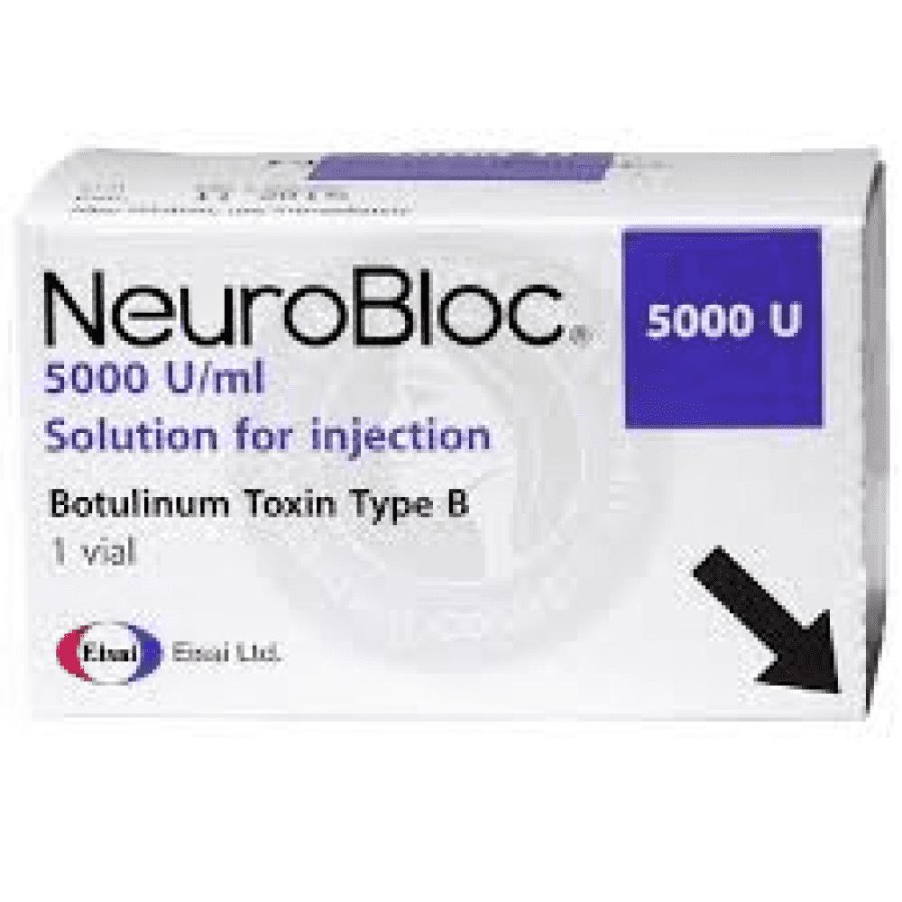NeuroBloc Botulinum Toxin Type B (5000 U)
