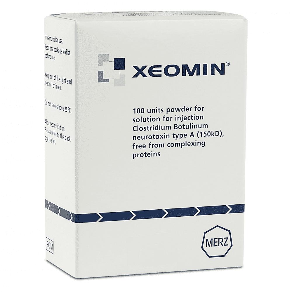 Xeomin (1x100iu)
