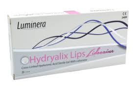 Luminera Hydryalix Lips Lidocaine (2x1.25ml) (2x1.25 ml)