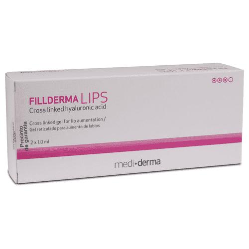 Fillderma Lips (2x1ml)