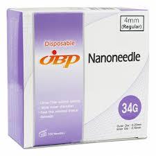 JBP Nanoneedle 34G